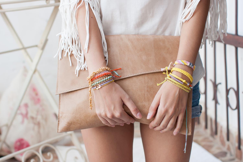 bracelet bresilien rond
