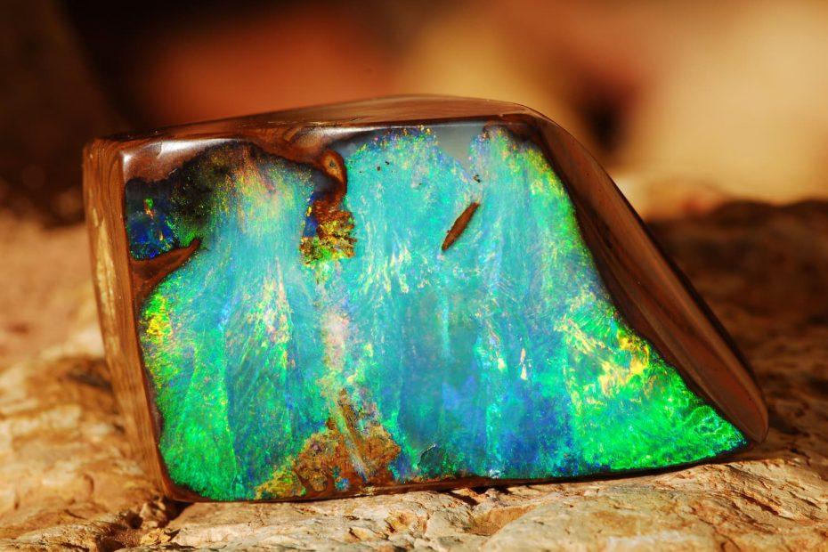 comment reconnaitre ne opale